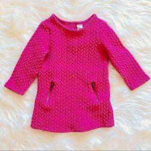Baby Gap dress magenta 2T